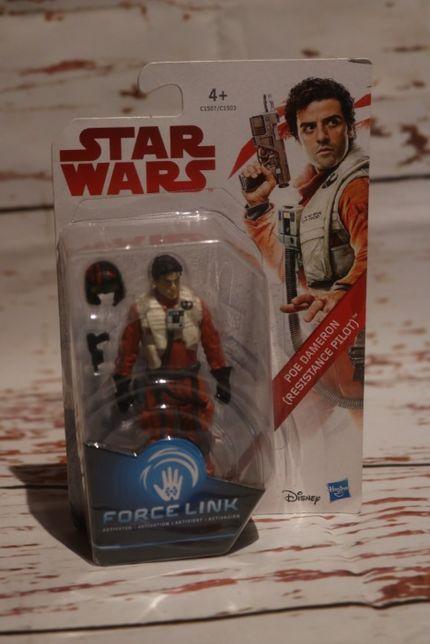 Star wars figurka Poe Dameron Hasbro Force Link