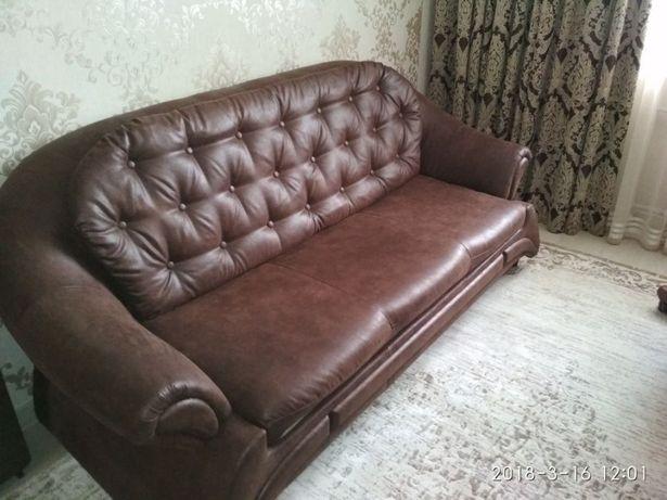 Перетяжка,ремонт,мягкой мебели,любой сложности,а также химчистка