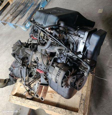 Motor FIAT UNO 146 faire 1.1 fair gasolina 160A3000 56 cv 1992  1.0