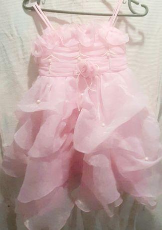 Детское платье праздничное