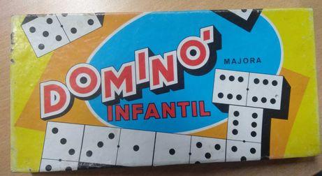 """Jogo Majora """"Dominó Infantil"""""""