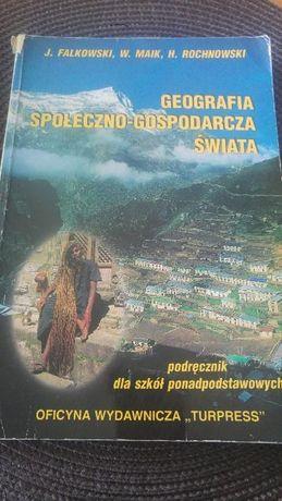 Geografia Społeczno-Gospodarcza Świata -J.Falkowski,W.Maik,H.Rochnowsk