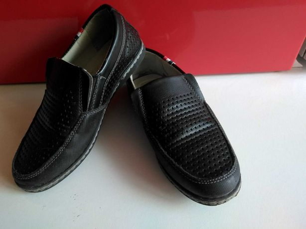Туфли кожа ТМ Шалунишка