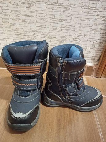 Зимние термо ботинки 16 см 26 р