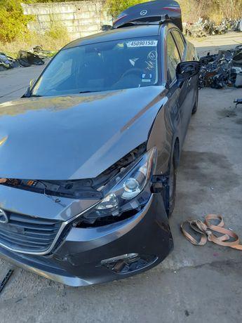 Mazda 3 BM 2013+> разборка запчасти