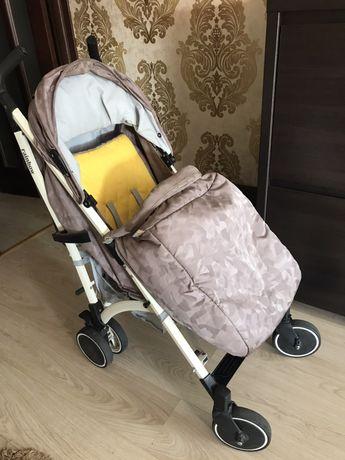 Детская коляска прогулочная удобная