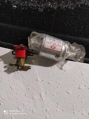 Електроклапан гбо 2 та новий фільтр