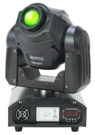 2 Moving Head X-move led American Dj