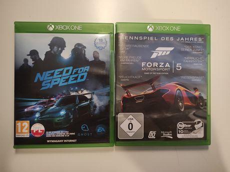 Gry Xbox One fm5, NFS