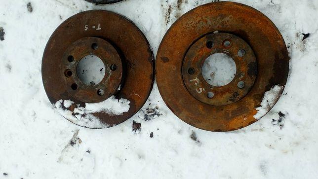 Тормозні диски Фольксваген Т5