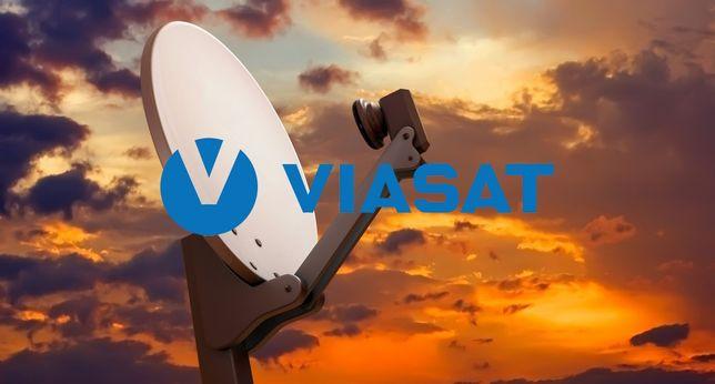 Viasat Т2 Тюнер Настройка Подключение