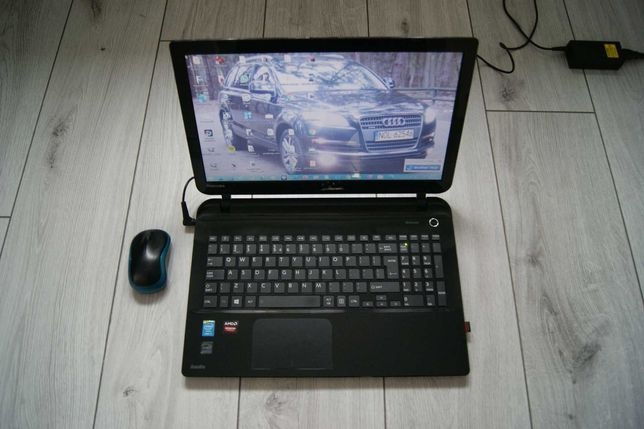 Laptop TOSHIBA 750GB*Core i7-4500U*Prywatnie*Wysyłka