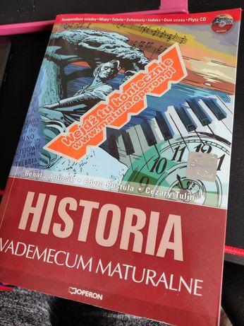 Vademecum maturalne Historia / matura z historii