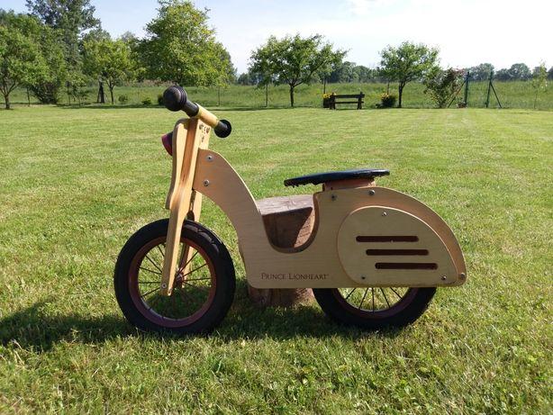Prince lionheart rowerek biegowy drewniany