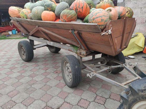 Віз/Причіп для трактора