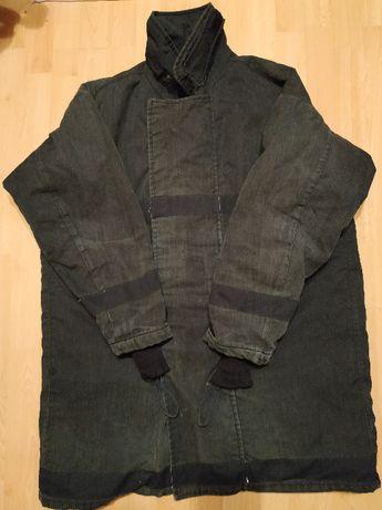 Zestaw kurtka spodnie strażackie BRYTYJSKIE