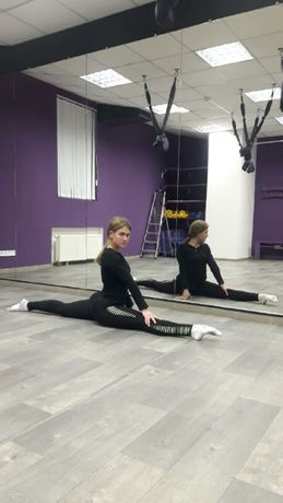 Тренировки stretching ,тренер по растяжке. Акробатика