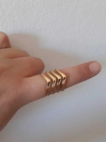 . Anéis usados    .