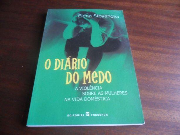 """""""O Diário do Medo"""" A Violência sobre as Mulheres na Vida Doméstica"""