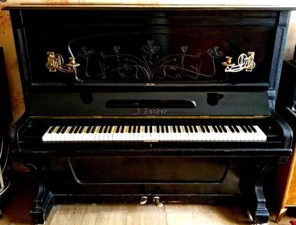 Пианино J.Becker (оригинал)