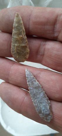Grociki Neolithic relics z Northern Sahara