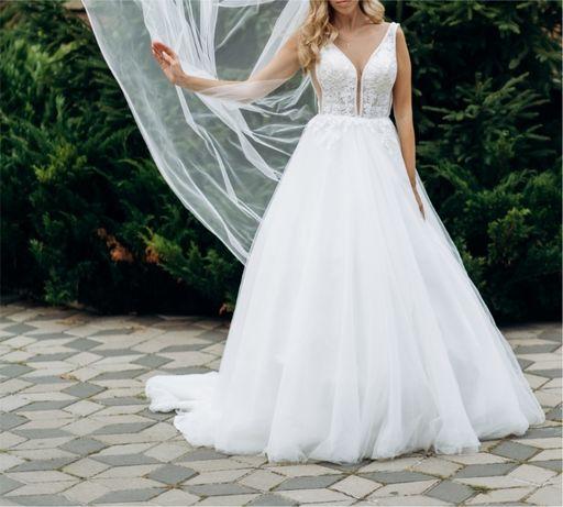 Вишукана весільна сукня / Свадебное платье