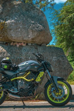 Yamaha MT-07 MOTO CAGE 55KW