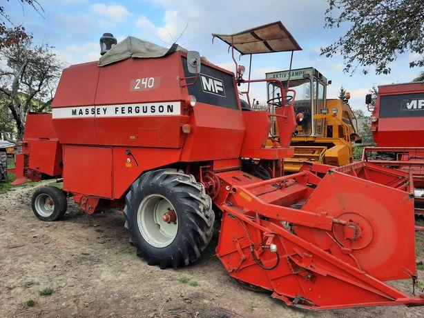 Комбайн Massey ferguson 240 з Швеції