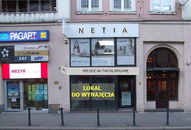 ATRAKCYJNY LOKAL DO WYNAJĘCIA 60 m² Wrocław Piłsudskiego 46