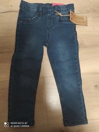 Spodnie rozmiar 98 Nowe
