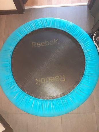Trampolina fitnes Reebok używana - średnica 90 cm