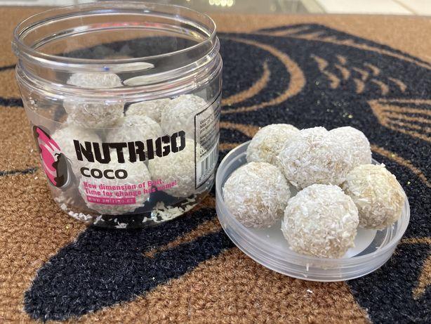 Mega skuteczne kulki proteinowe nutrigo coco