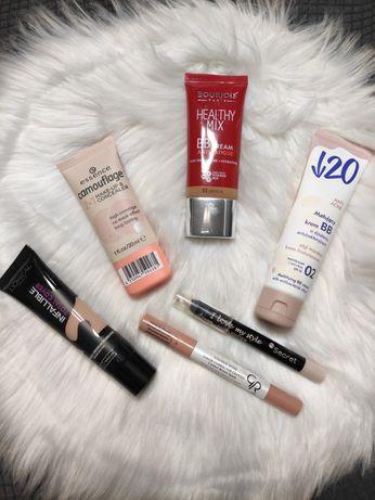 Zestaw kosmetyków kolorówka
