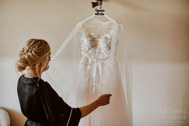 Suknia ślubna Madonna Gabbiano Inji
