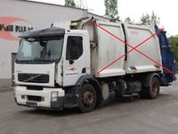Volvo FE240 podwozie rama do zabudowy 5 metrów w całości na części