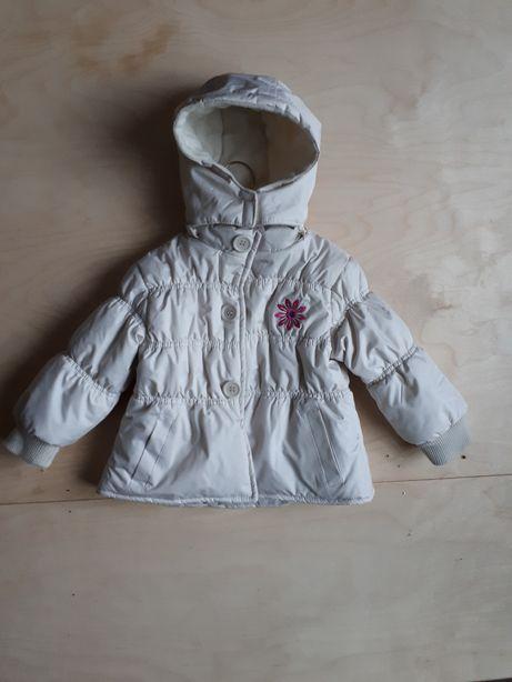 Тепла курточка на 1,5-2 роки, на зріст 86 см