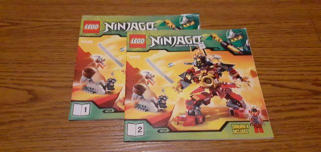 Lego Ninjago nr 9448
