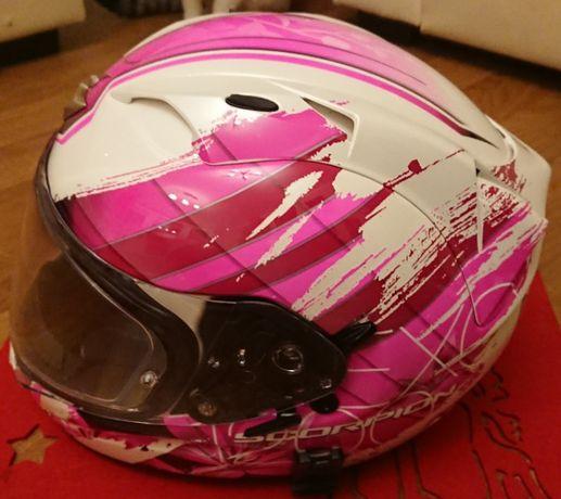 Na sprzedaż wystawiam integralny kask Scorpion Exo 1200 Air w malowani