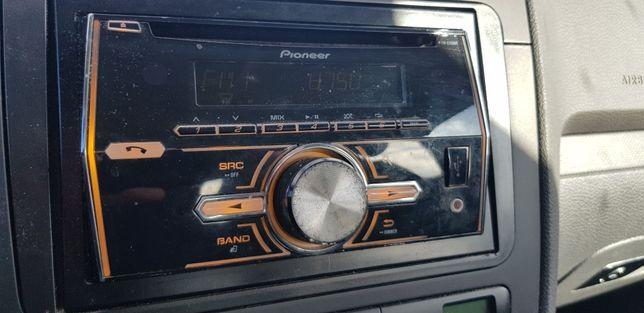 Pioneer FH-X700BT radio samochodowe 2 DIN