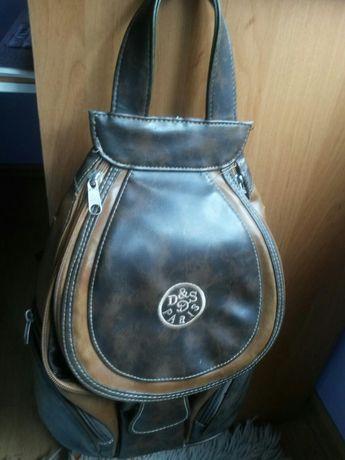 Plecak torebka torebeczka plecaczek