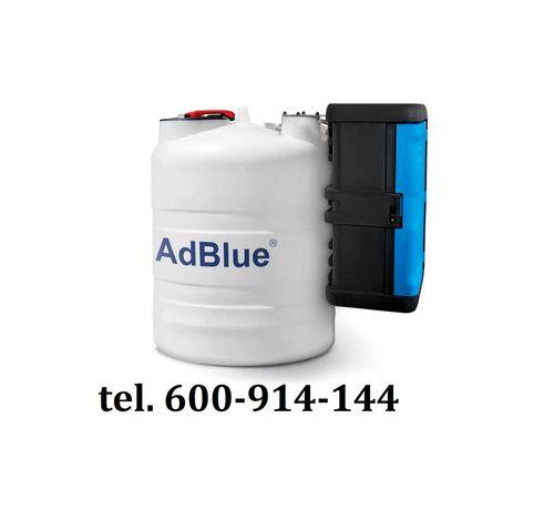 Zbiornik do AdBlue z gwarancją 1500 L Transport Doradztwo