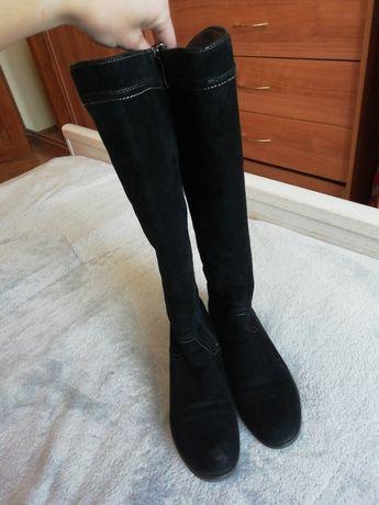 Жіночі сапожки, ботинки  р.38