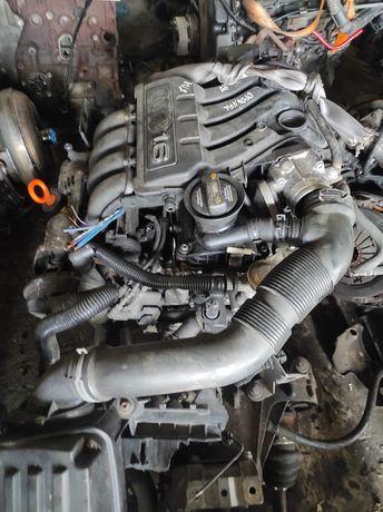Двигатель BSE 1.6 MPI Vag Skoda Seat Golf