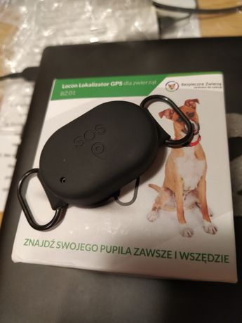 Nadajnik GPS lokalizator dla psa