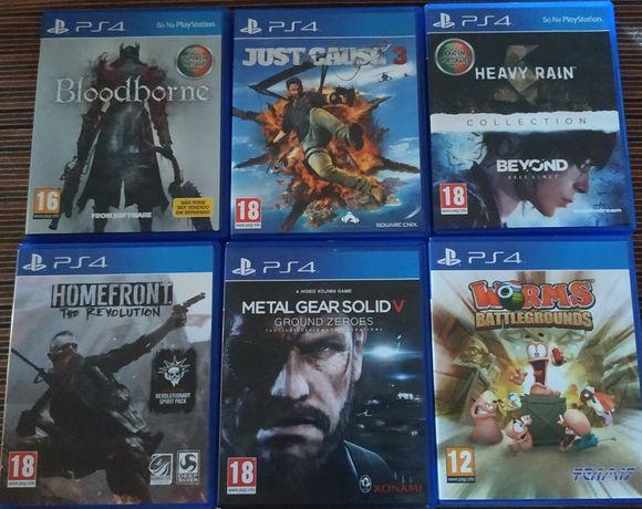 Jogos PS4 - Vários Títulos - Tekken7