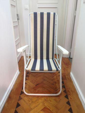 Cadeira de lazer 3 posições