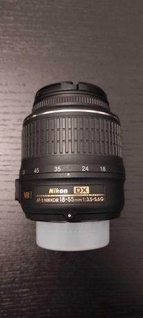 Nikon DX AF-S 18-55mm F/3.5-5.6