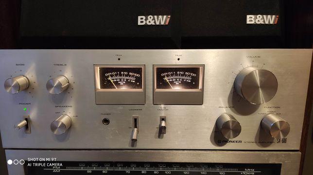 Wzmacniacz Pioneer SA 606 Tuner TX 606