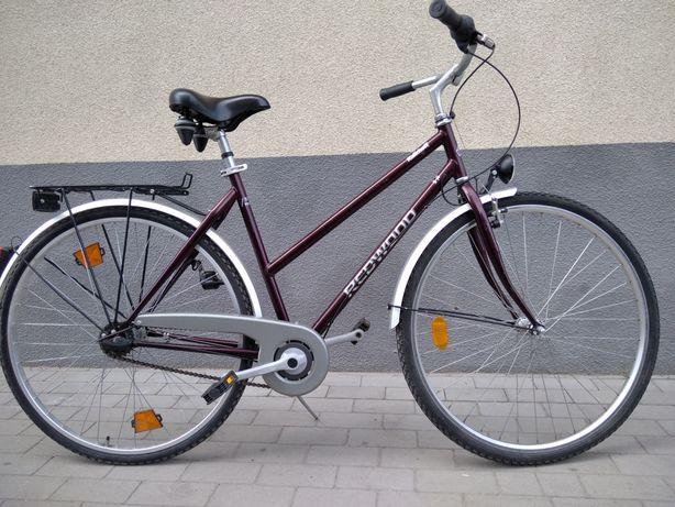 """Rower damski, miejski , koła 28"""", 7-bieg.,wzrost 160-175, wysyłka"""