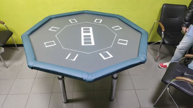 Покерный стол на 8 персон / покерний стіл / poker table
